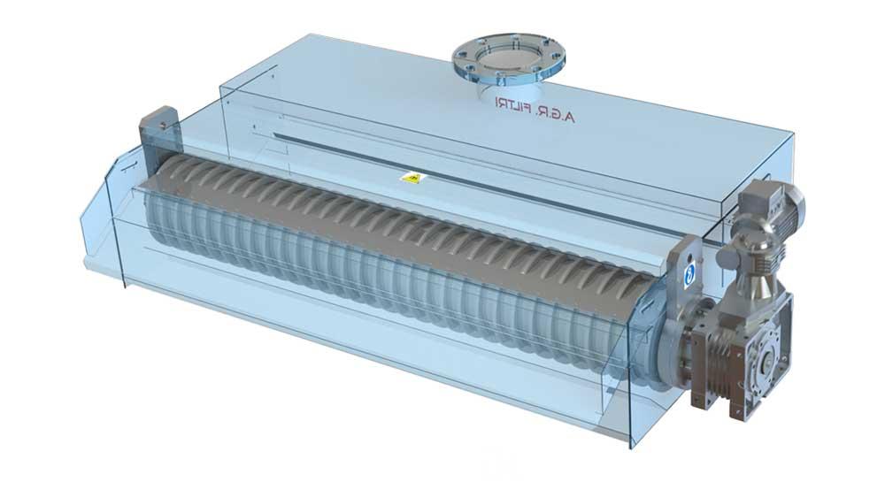 Sezione AGM Separatori Magnetici