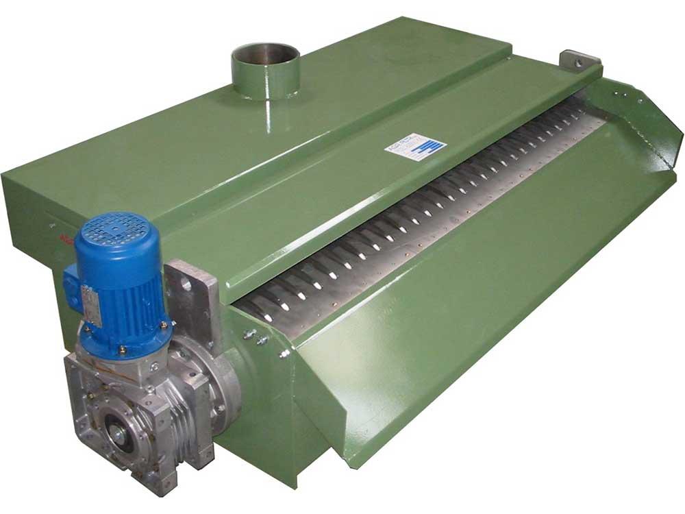 Seapratori magnetici automatici serie AGM