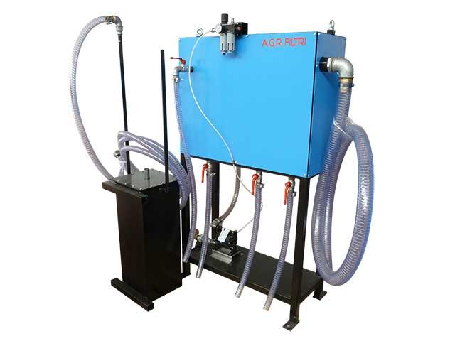 Disoleatori - sistemi di Disoleazione COAL