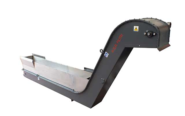trasportatore magnetico per truciolo corto, piccoli particolari o fango di materiale magnetico